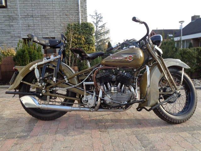 Harley Davidson W 750