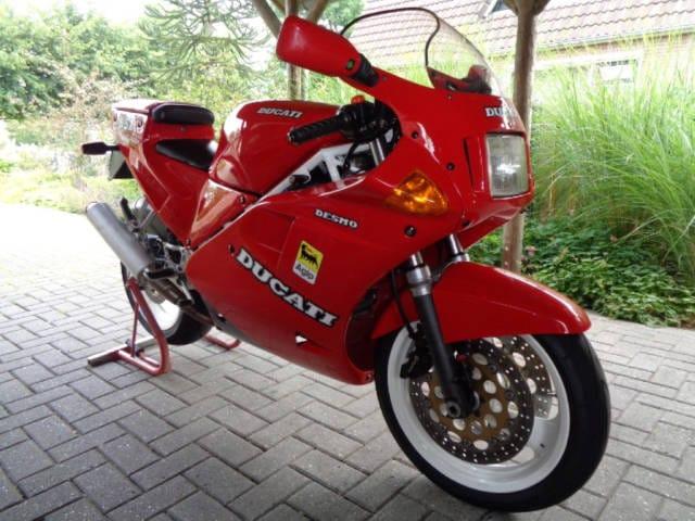 Ducati 851 Super Bike