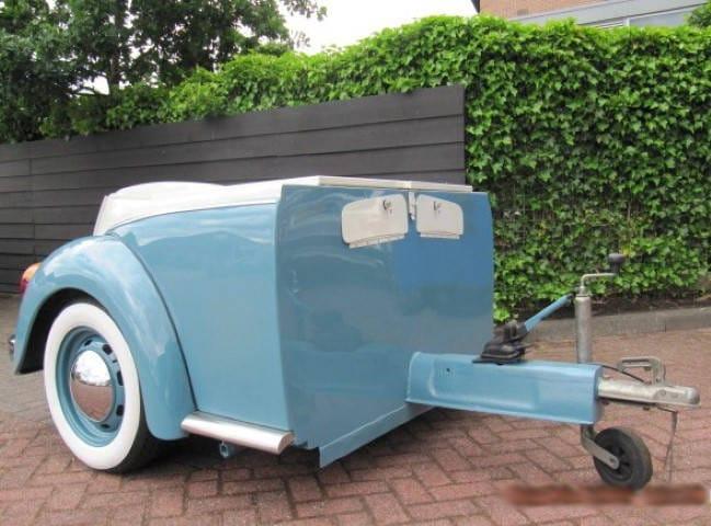 VW Kever aanhanger