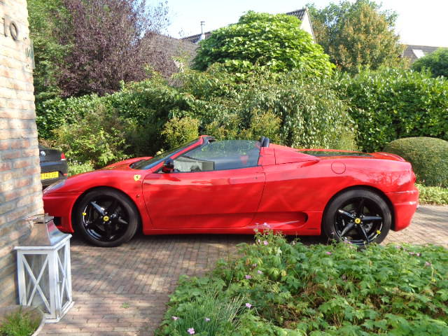 Ferrari 360 Modena F1 Spider