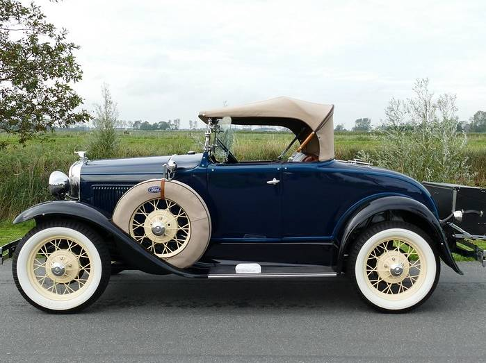 Ford-A-Roadster