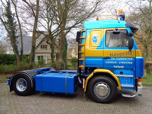 Scania R 143 M 4X2 420